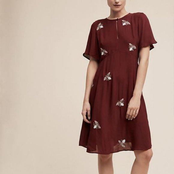 Anthropologie Dresses & Skirts - Anthropologie Moulinette Soeurs Firefly Dress 2 YY